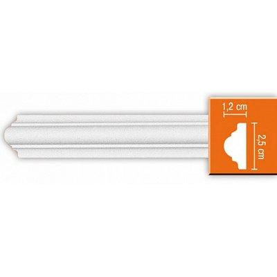 молдинг гладкий decomaster 97012