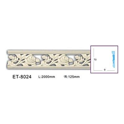 молдинг с орнаментом (фоновый) classic home et-8024