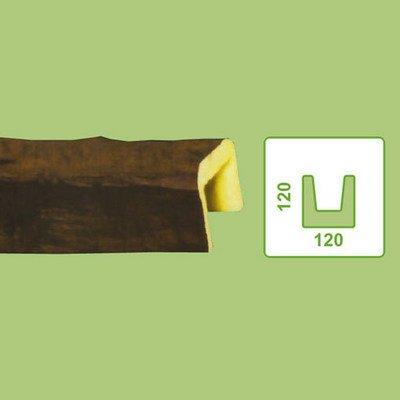 балка декоративная decowood eq006 темная
