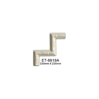 угловой элемент classic home et-8619a