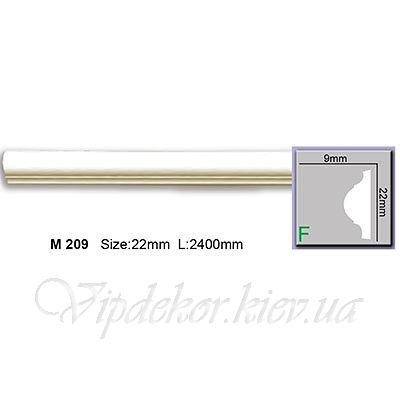 Молдинг гладкий Harmony M209