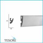 Карниз для скрытого освещения TESORI KD 303