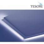 Карниз для скрытого освещения TESORI KF 501
