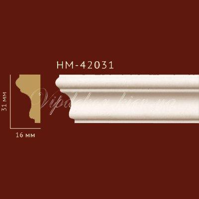 Молдинг гладкий Classic Home New HM-42031