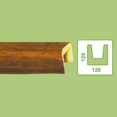 балка декоративная decowood ed106 светлая