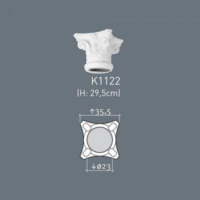 капитель orac decor k1122
