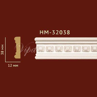 Молдинг с орнаментом Classic Home New HM-32038
