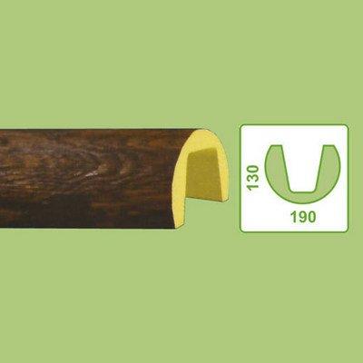 балка декоративная decowood ef205 темная