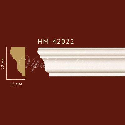 Молдинг гладкий Classic Home New HM-42022