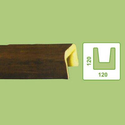балка декоративная decowood ed106 темная