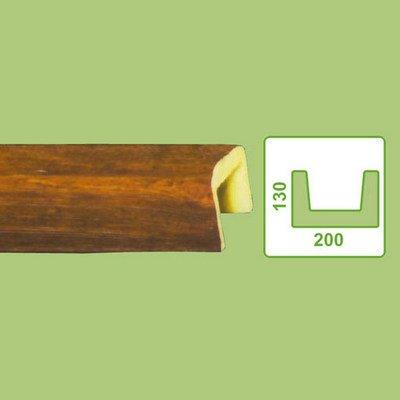 балка декоративная decowood ed105 светлая