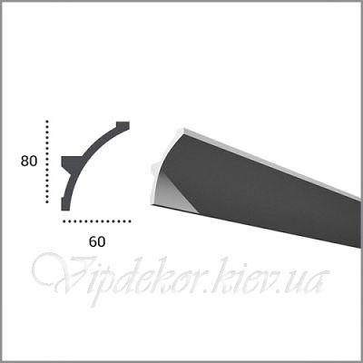 Карниз для скрытого освещения TESORI KF 702