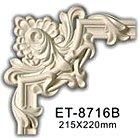 Угловой элемент Classic Home ET-8716B