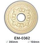 Розетка потолочная Classic Home EM-0362