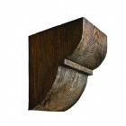 Консоль декоративная DecoWood ED015 темная