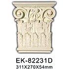 Капитель Classic Home EK-82231D