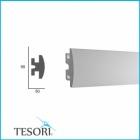 Карниз для скрытого освещения TESORI KD 305