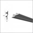 Карниз для скрытого освещения TESORI KF 709